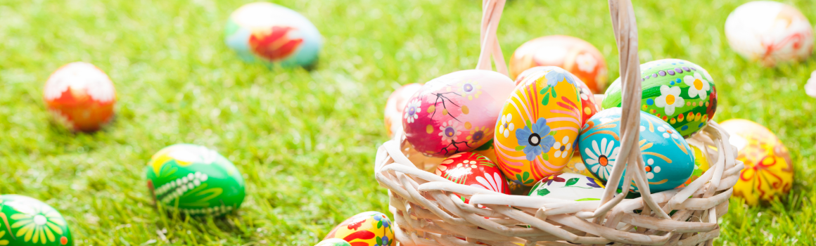 C'est bientôt Pâques !!