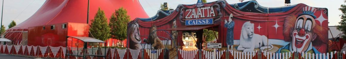 Cirque Zavatta !