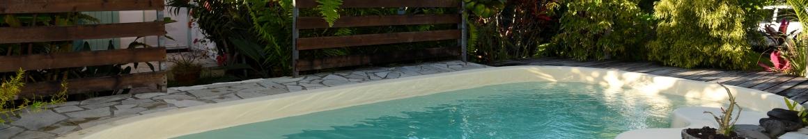 Une piscine au magnésium
